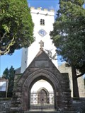 Image for Saint Peter's Church - Carmarthen, Wales.