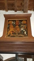 Image for Stuart Coat of Arms - St James the Great - Gretton, Northamptonshire