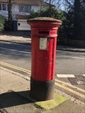Image for Victorian Pillar Box - Oak Hill Park, Hampstead, London NW3, UK