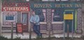 Image for Coronation Street mural - Weymouth, Dorset