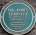 Image for Dr James Yearsley - Sackville Street, London, UK