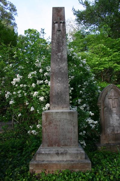 Henry T. Clark's Grave