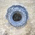 Image for Repère de Nivellement au cimetière d'Aubais (Gard)