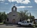 Image for St. James Catholic Church - Sanderson, TX