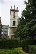 Image for St Mary Somerset Church Tower - Lambert Hill, London, UK