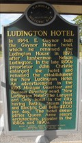 Image for Ludington Hotel - Escanaba, MI
