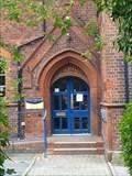 Image for Boys/ Girls Entrances -  Knutsford, Cheshire, UK.