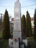 Image for Pomnik Obetem 1. a 2. svetove valky - Rozstani, Czech Republic