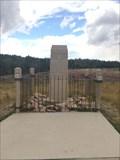 Image for Henry Joy Monument - Laramie, WY