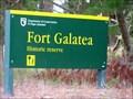 Image for Fort Galatea. Bay of Plenty. New Zealand.