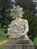 Image for The Saxon Deities - Stowe Landscape Gardens, Buckinghamshire, UK