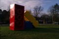 Image for Giant LEGO bricks - Brasschaat, Belgium