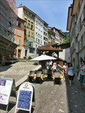 Image for Market stairs - Lausanne, Switzerland