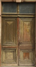 Image for Doorway of Caserne Suzonni, Neuf-Brisach - Alsace / France