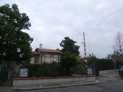 domek výbercího mýta / toll collector house, Praha
