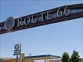 Image for Route 66 Arch - Satellite Oddity - Victorville, California, USA.
