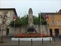 Image for Combined WWI/WWII memorial - Saint-Nicolas-de-Port - Lorraine / France