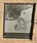 Image for Children Playing on Los Rios Street - San Juan Capistrano, CA