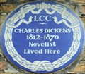Image for Charles Dickens - Doughty Street, London, UK