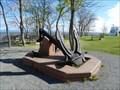 Image for Anchor - Ancre - Parc fluvial de Berthier-sur-Mer, Qc, Canada