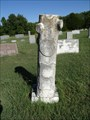 Image for Ophelia Wattenbarger - Mt. Zion Cemetery - Grayson County, TX