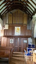Image for Church Organ - St Peter & St Paul - Upton, Nottinghamshire