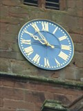 Image for Clock, St James' Church, Hartlebury, Worcestershire, England