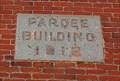 Image for 1912 - Pardee Building - Susanville, CA