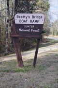 Image for Beatty's Bridge Boat Ramp - Union, SC.