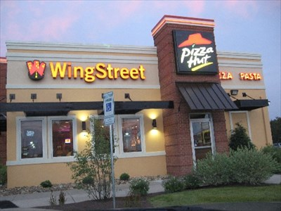 Pizza Hut/Wing Street: Du Bois, PA - Pizza Hut Restaurants on ...