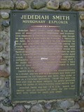 Image for Jedediah Smith ~ Missionary Explorer
