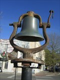 Image for Cookeville Depot Museum Bell - Cookeville, TN