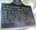 Image for Schiffman Building - Tallulah Bankhead