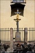 Image for Cross at St. Castullus' Church / Kríž u kostela Sv. Haštala (Prague)