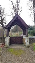 Image for Lychgate - St Mary - Weston-by-Welland, Northamptonshire