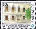 Image for Nidhe Israel Synagogue - Bridgetown, Barbados