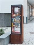 Image for Bücherschrank am Haus des Buches — Frankfurt am Main, Germany