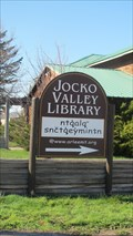 Image for Jocko Valley Library - Arlee, Montana