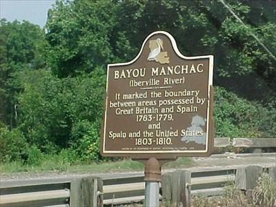 Bayou Manchac