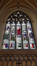 Image for Stained Glass Windows - All Saints - Stretton-on-Dunsmore, Warwickshire