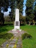 Image for Pomník obetem I. svetové války - Domousnice, okres Mladá Boleslav, CZ