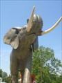 Image for Jumbo the Elephant - St. Thomas, Ontario