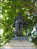 Image for John Fox Burgoyne - Waterloo Place, London, UK