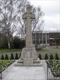 Image for Combined War Memorial - Station Square, Flitwick, Bedfordshire, UK