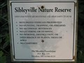 Image for Sibleyville Nature Reserve, Mendon, NY.