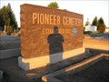 Image for Pioneer Cemetery - Watsonville, CA