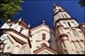 Image for Vilniaus Šv. Nikolajaus Stebukladario palaiku Pernešimo cerkve / Russian Orthodox Church of St. Nicholas (Vilnius)