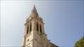 Image for Le clocher et l'horloge de l'église Saint Martin - Laragne-Monteglin