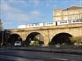 Image for Dewsbury Station Viaduct - Dewsbury, UK