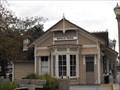 Image for OLDEST - Railroad station in California  -- Menlo Park, California